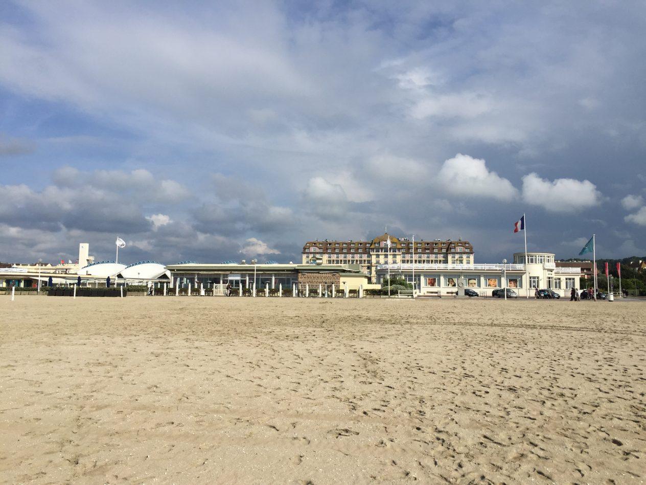 L'hôtel Royal de Deauville cinq étoiles