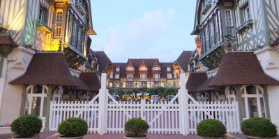 L'hôtel cinq étoiles Le Normandy