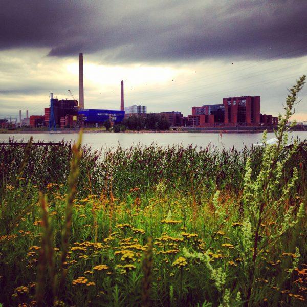 Lumière d'été à Helsinki
