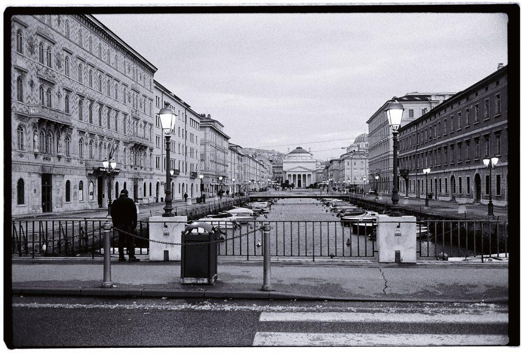 L'une des plus belles perspectives de Trieste