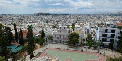 Partir vivre à Athènes