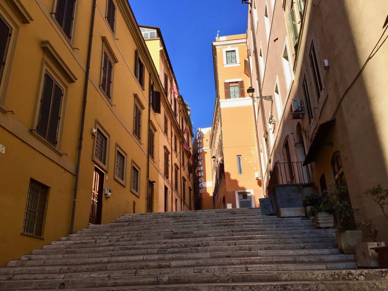 Rome hors des sentiers battues