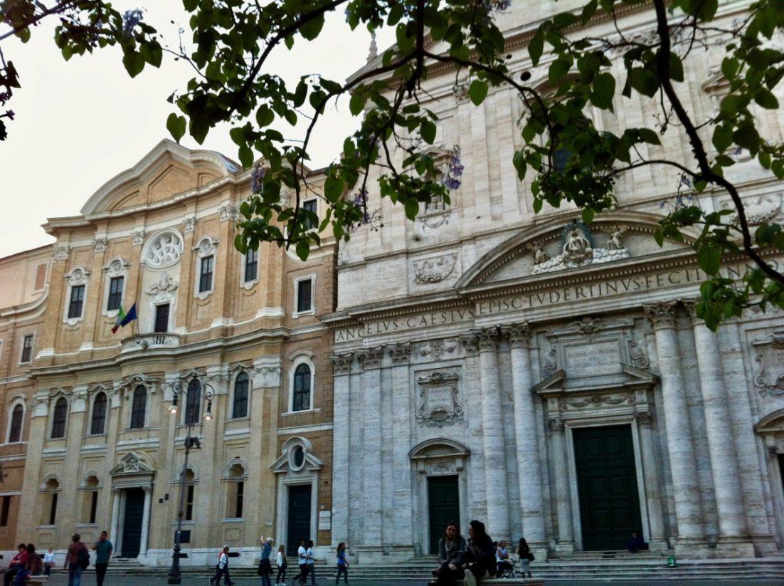 Rome, la ville aux mille églises