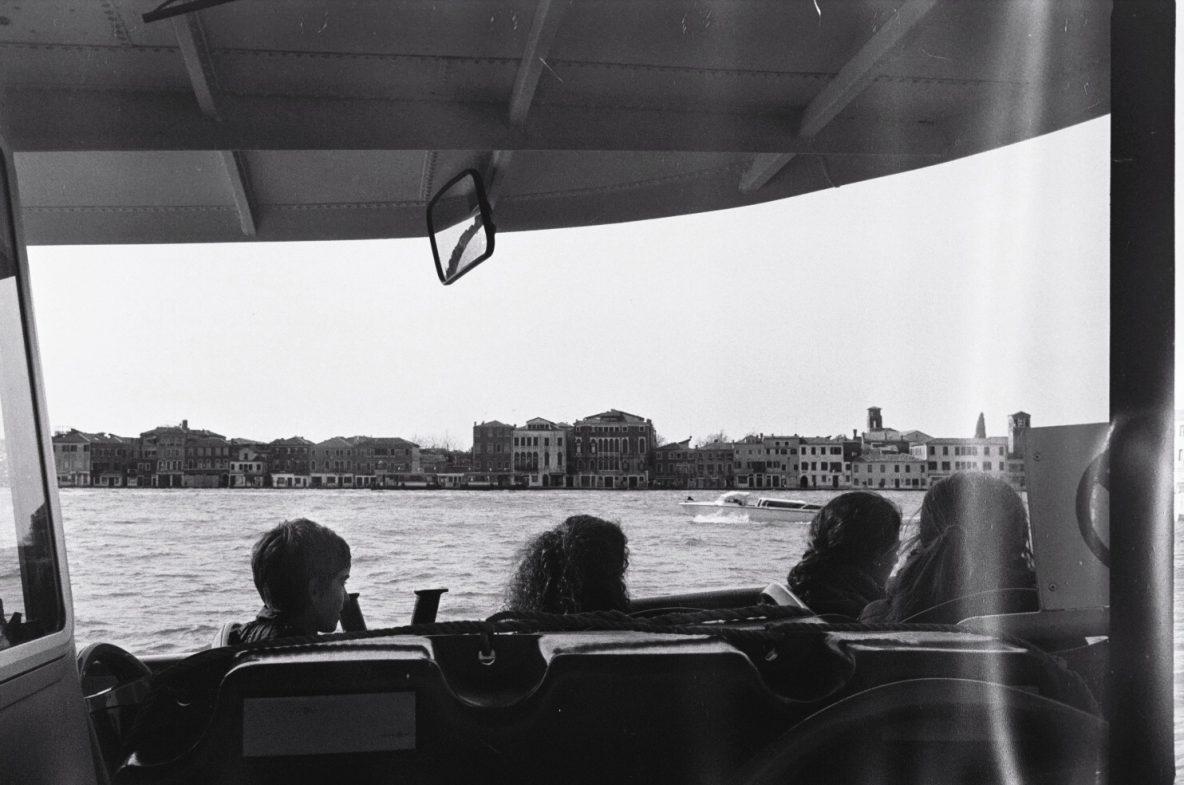 A bord du vaporetto la ville devient un enchantement à chaque instant
