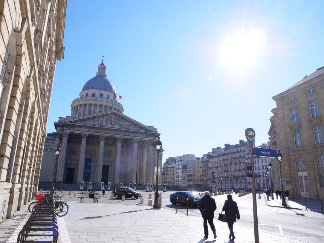 Découvrir le quartier Latin et le Panthéon dans le 5 ème arrondissement de Paris