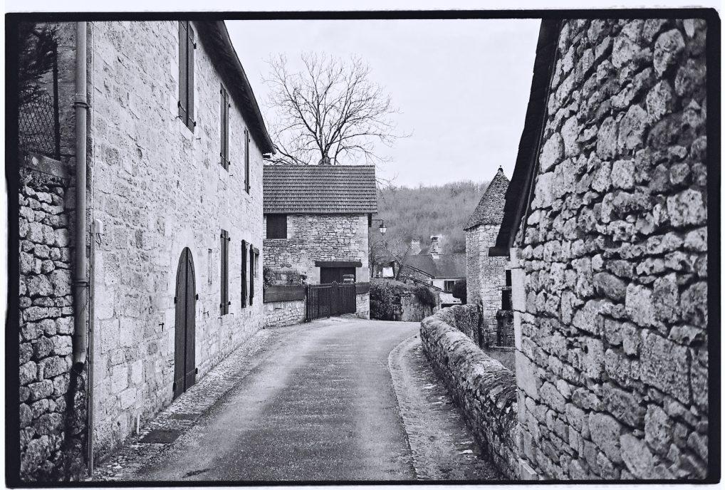 Dans les rues des villages de France
