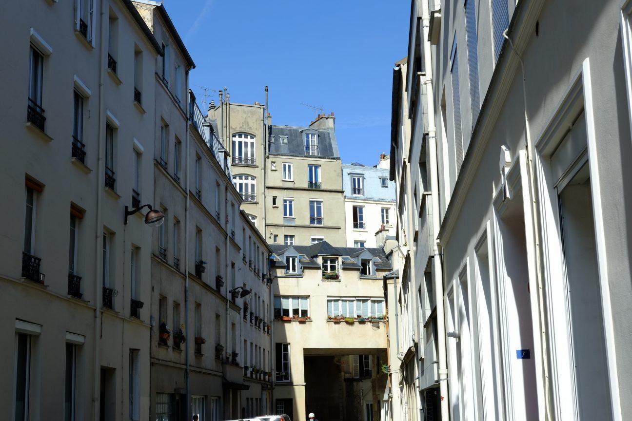 Dans les rues du douzième arrondissement de Paris
