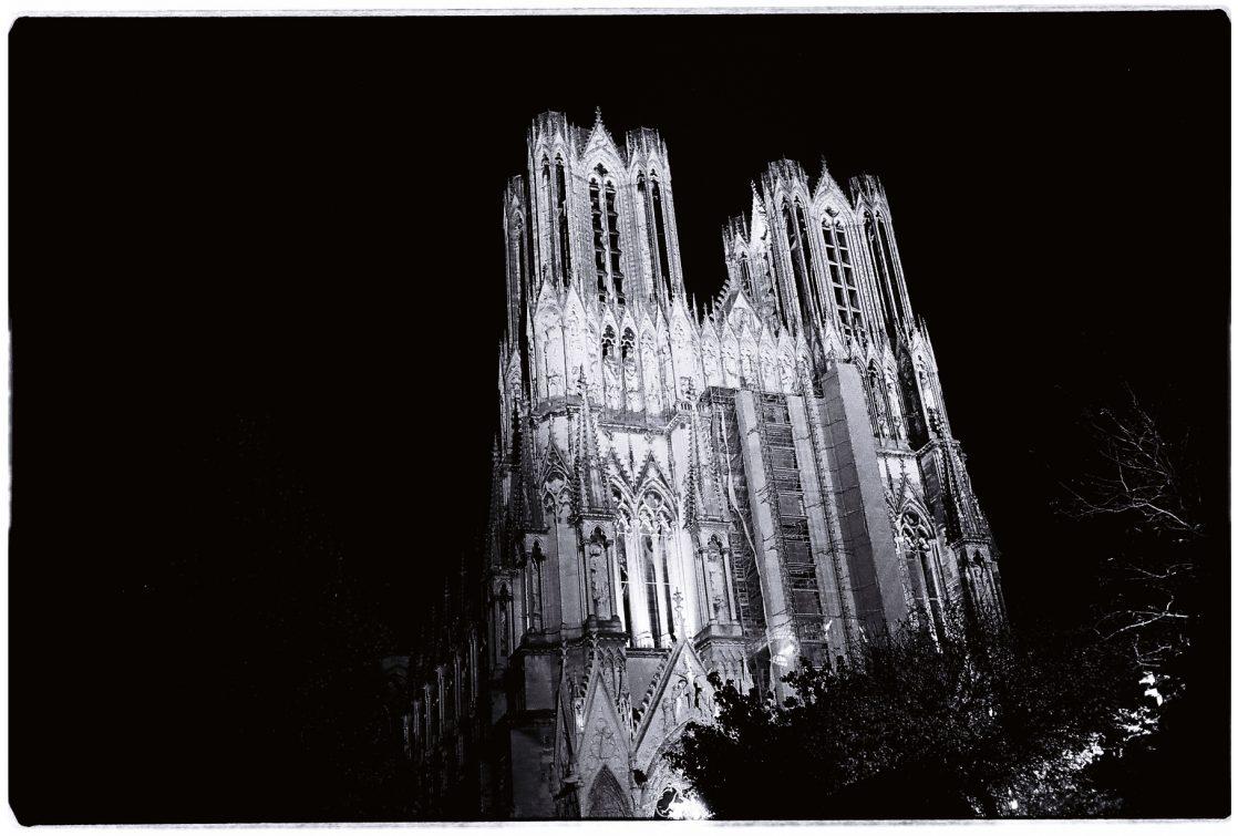 La cathédrale de Reims, l'une des plus belles cathédrales de France
