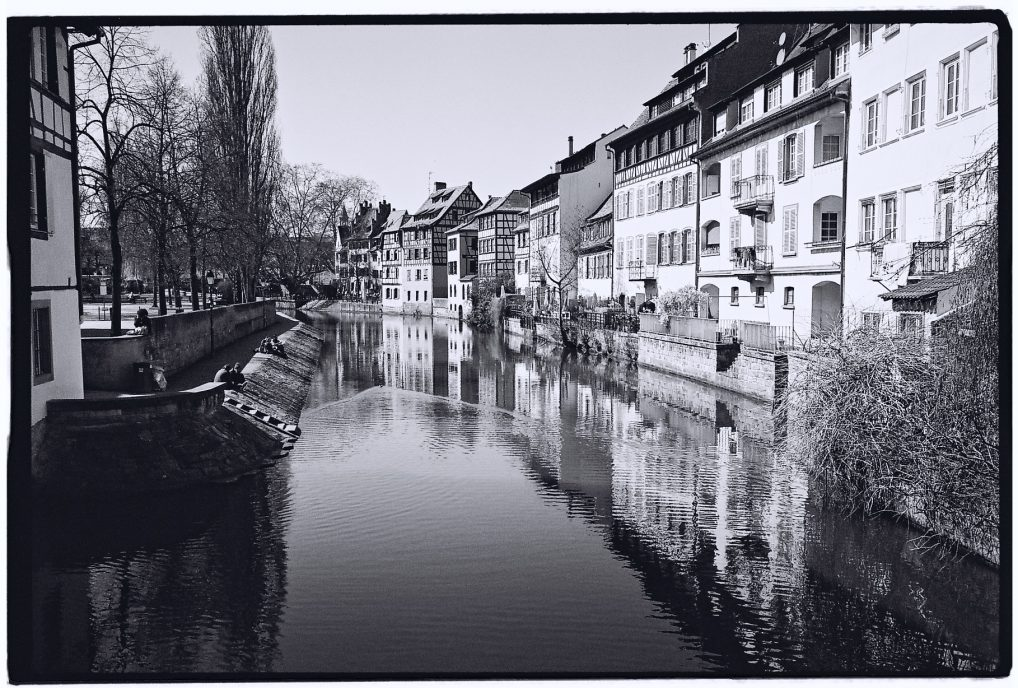 La petite France, le quartier le plus typique de Strasbourg