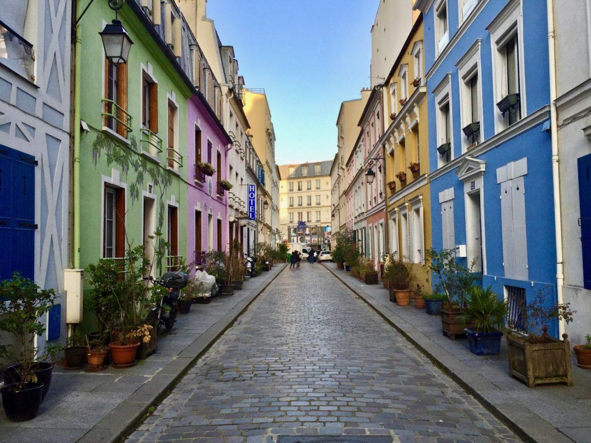 La rue la plus photogénique de Paris