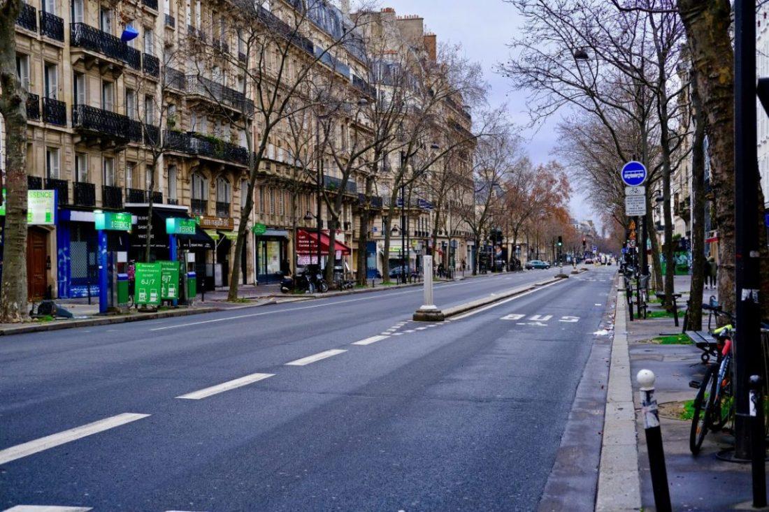 Le Boulevard Saint-Michel