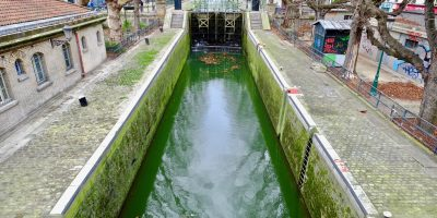 Le canal Saint-Martin un point de passage incontournable dans le 10 ème arrondissement de Paris