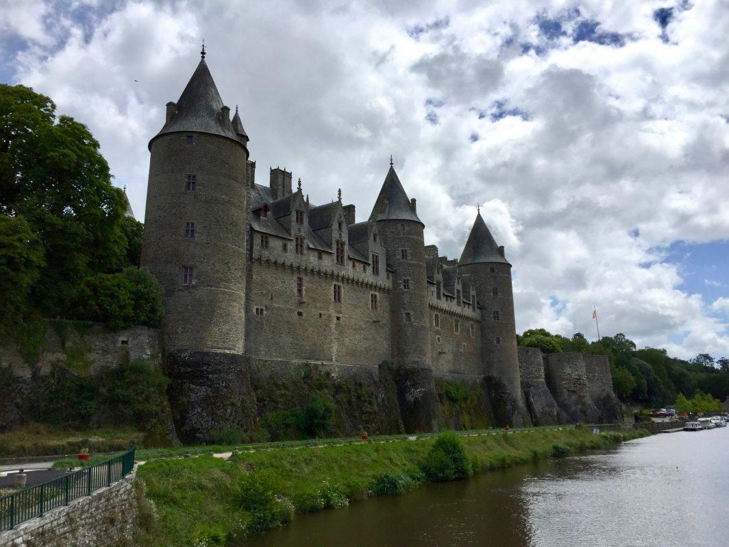 Le châteauLe château de Josselin dans le nord du Morbihan de Josselin dan sle nord du Morbihan
