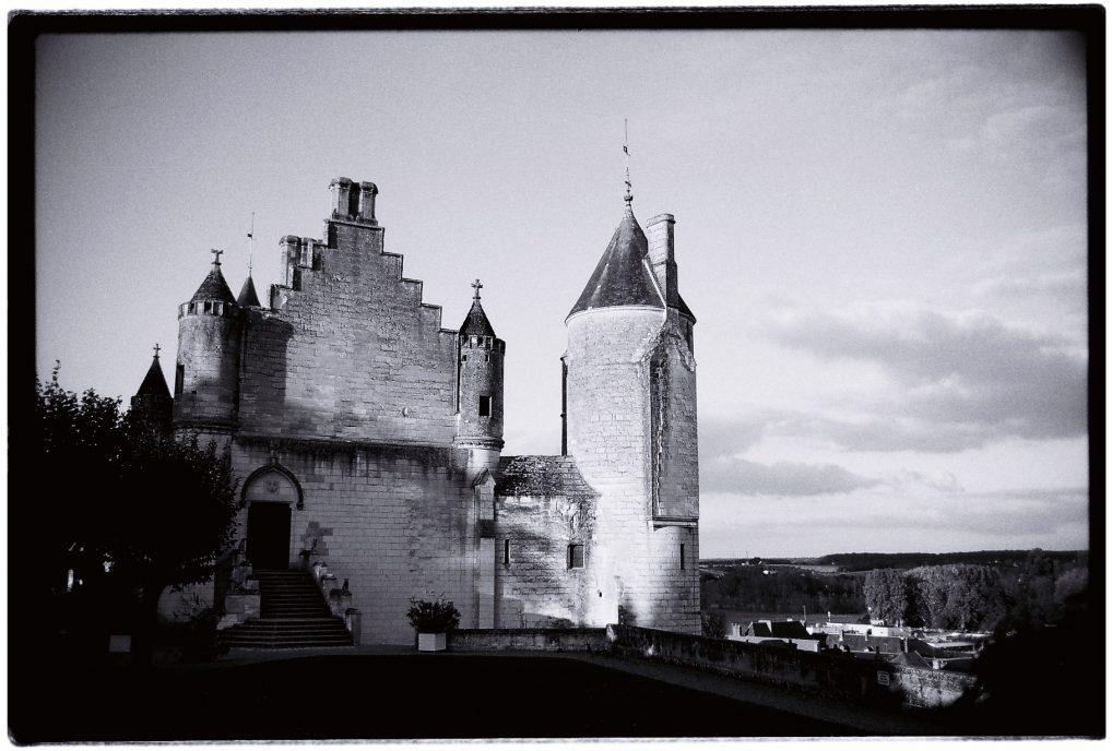Le logis royal de la ville de Loches