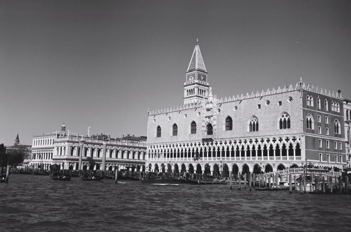 Le palais des Doges, l'épicentre de cette belle ville italienne
