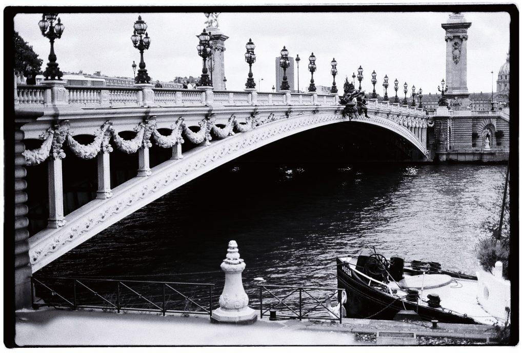 Le pont Alexandre III le plus beau pont de Paris