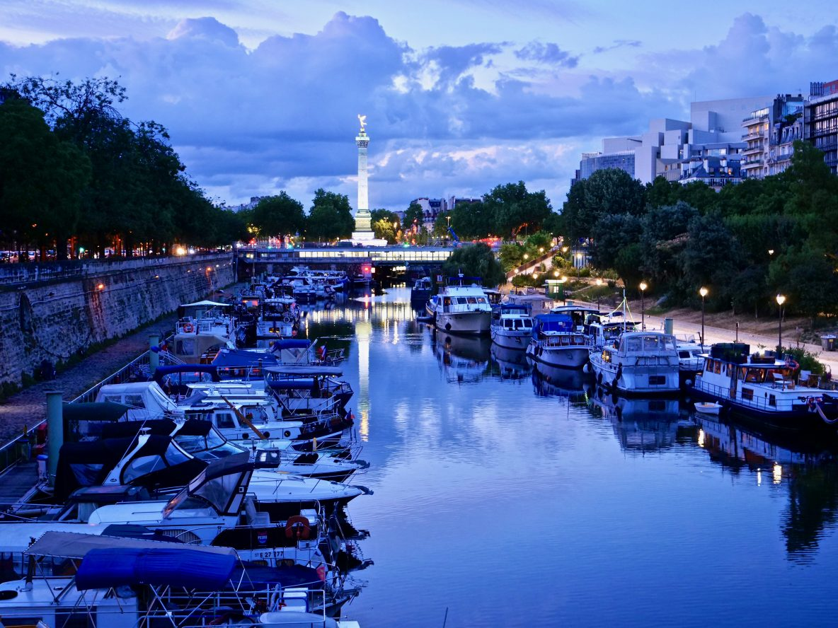 Le port de l'Arsenal, l'une des choses à voir dans le 12 ème