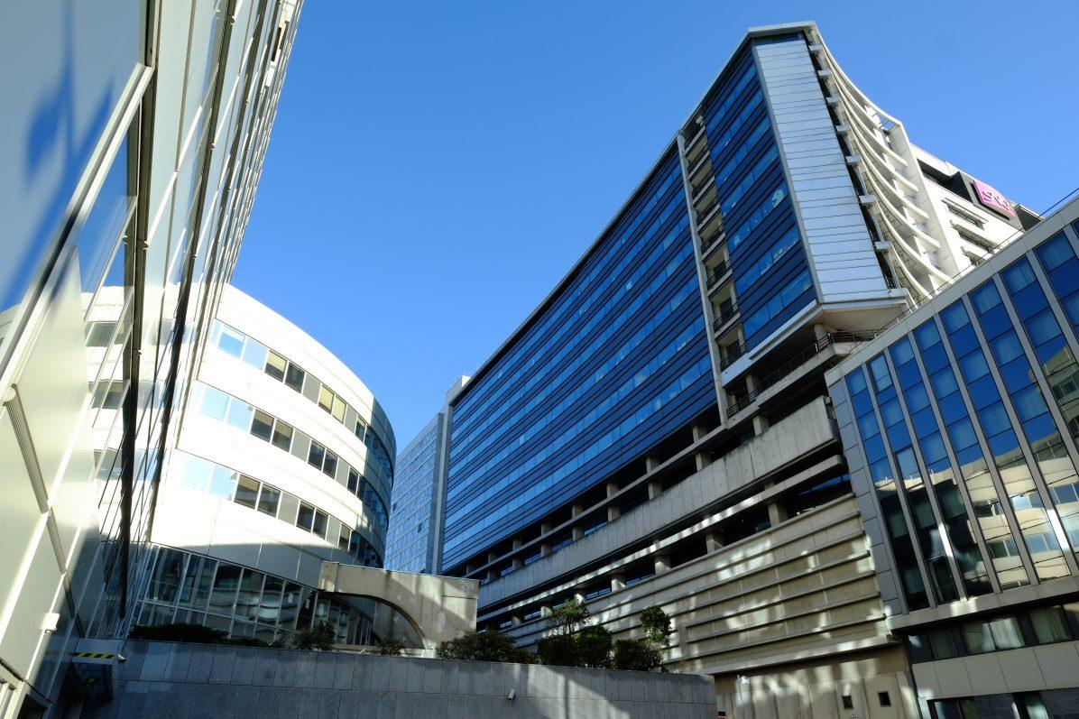 Le quartier d'affaires de Montparnasse