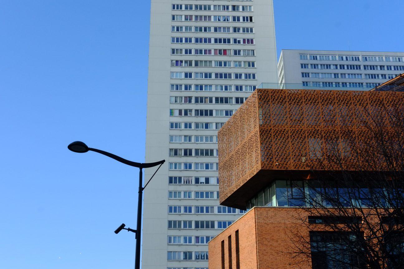 Les grandes tours du 13 ème arrondissement