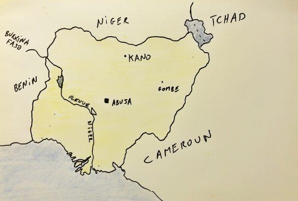 Les plus grandes villes du Nigéria