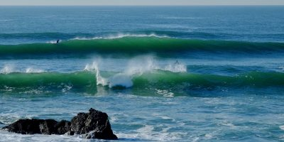 L'une des meilleurs sessions de surf à la govelle fin novembre 2020