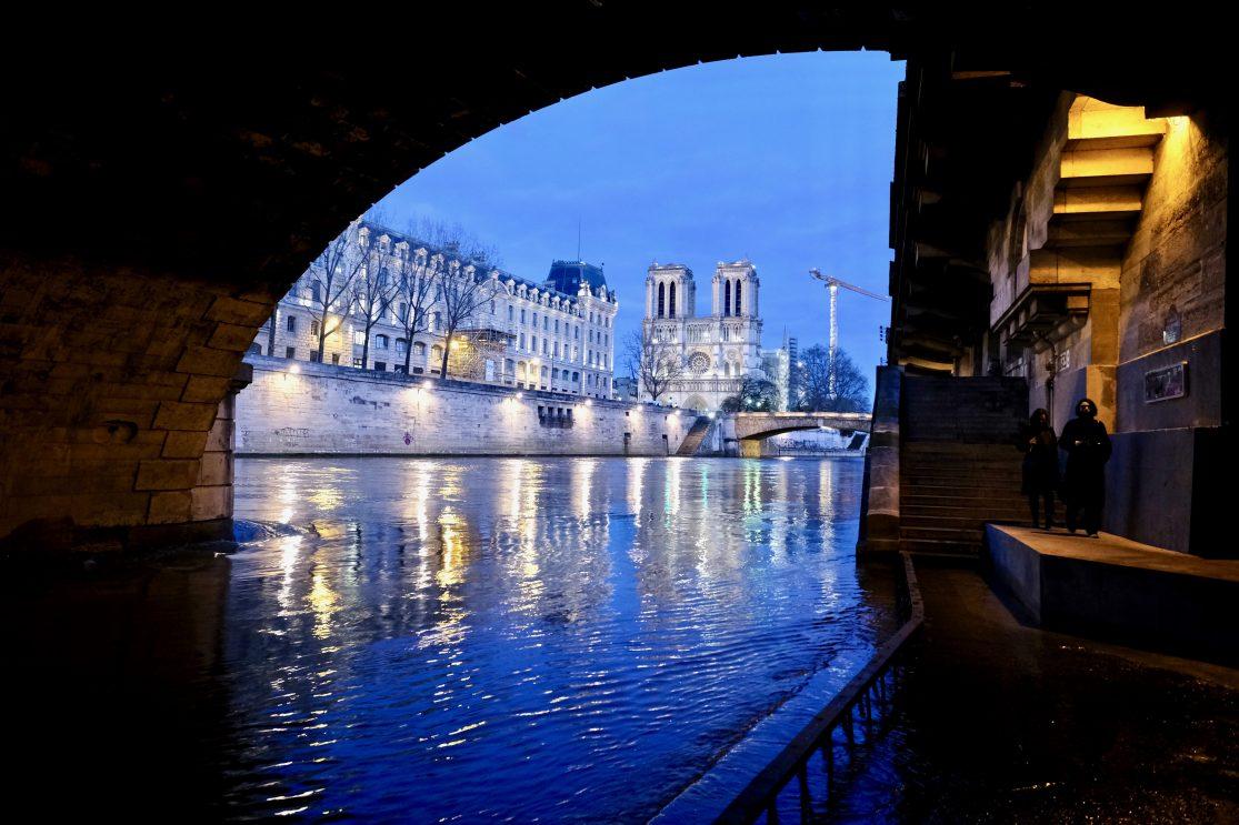 L'une des plus jolies balades sur les bords de Seine