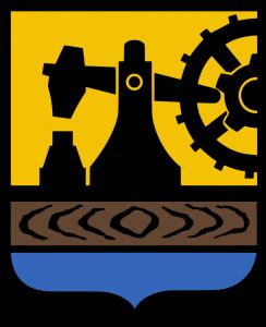 L'emblème de la ville de Katowice