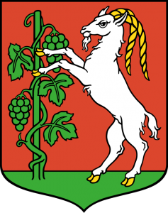 L'emblème de Lublin, l'une des plus grandes villes de Pologne