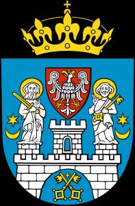 emblème de la ville polonaise de Poznań