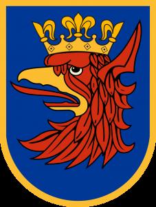 l'emblème de Szczecin