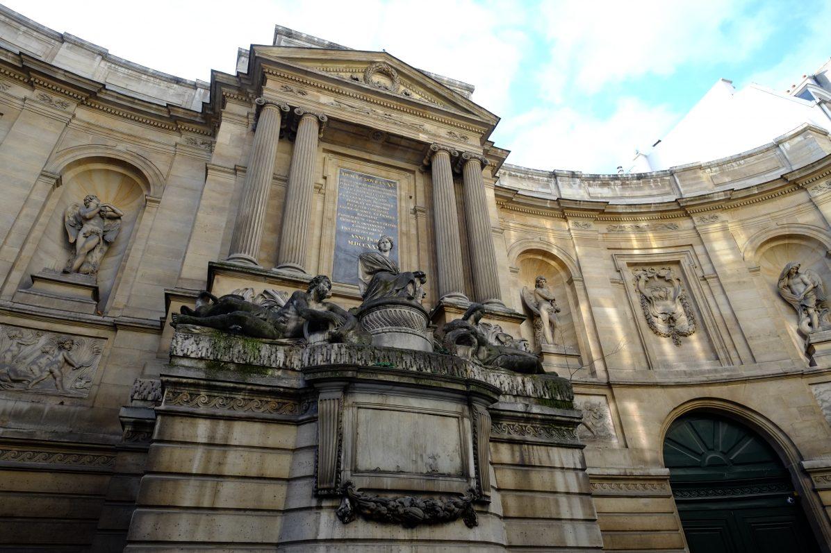 La façade du Musée Maillol dans le 7ème arrondissement de Paris