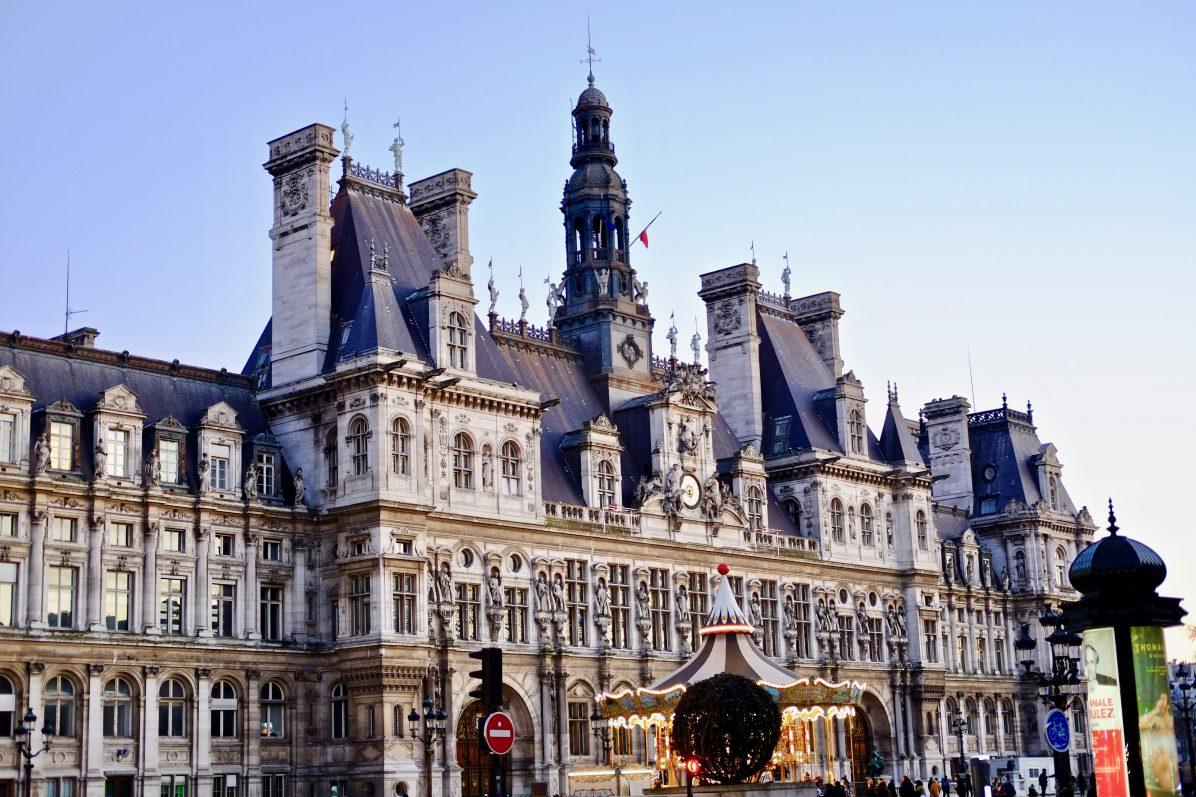 La mairie du 4 ème arrondissement de Paris