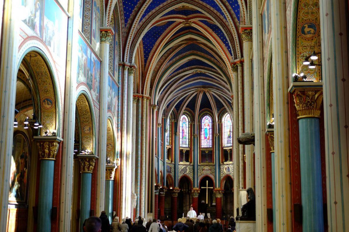 L'église Saint-Germain, l'une des plus belles églises de Paris
