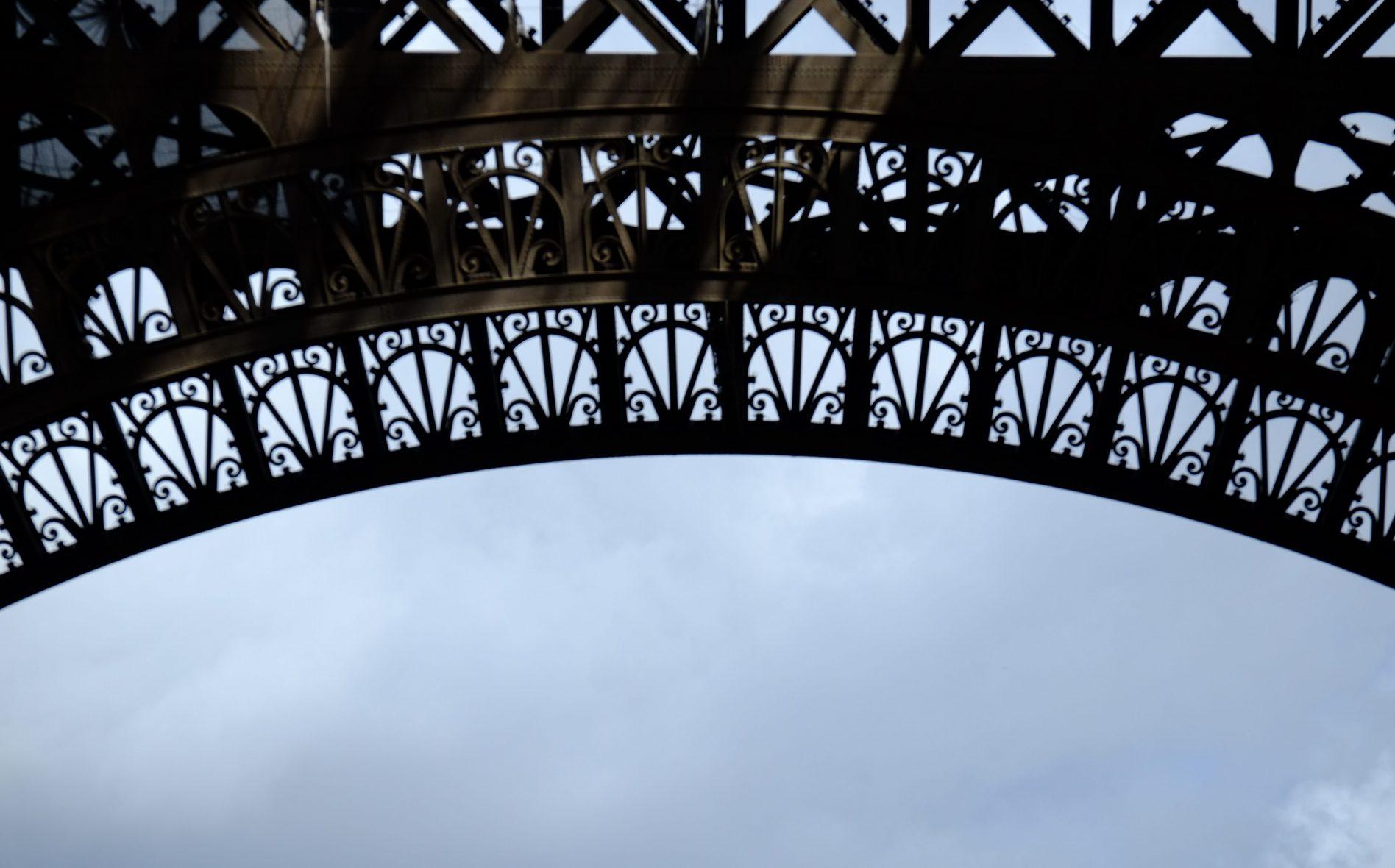 Le look inimitable de la Tour Eiffel