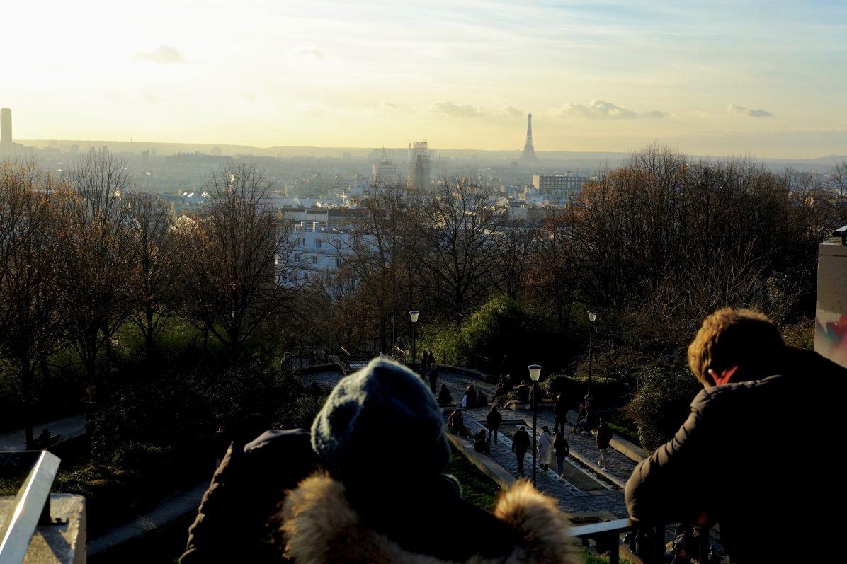 L'une des plus belles vues sur Paris