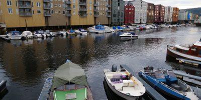 Trondheim l'une des villes les plus sûres du monde
