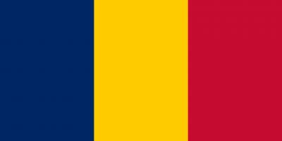 le drapeau du Tchad