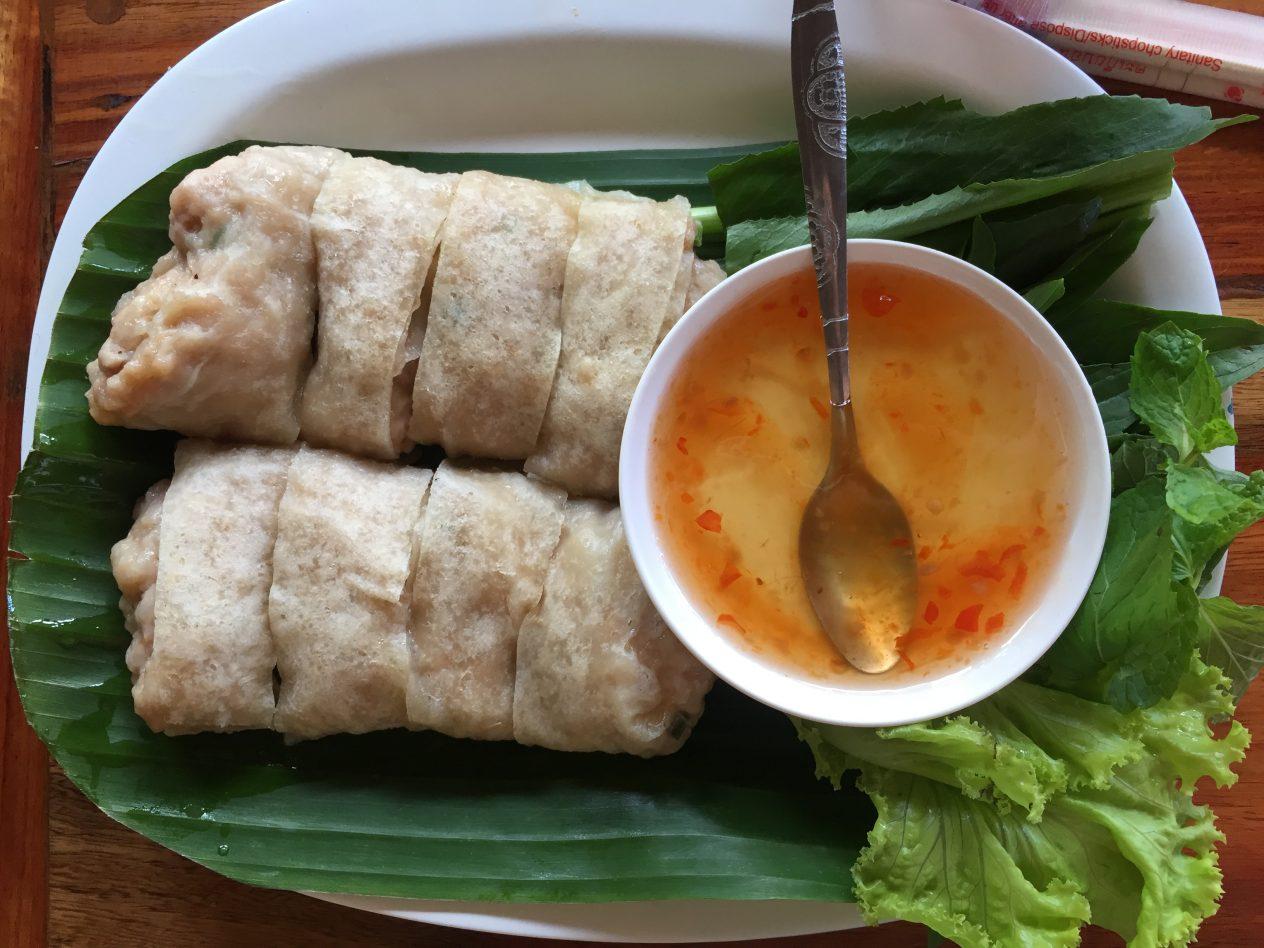 Goûter aux bons petits plats thaïlandais, cela fait aussi partie du voyage