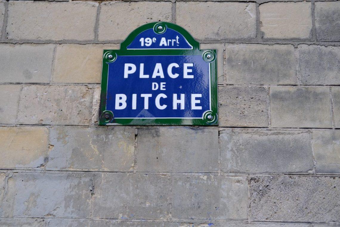 La place de la Bitche à Paris