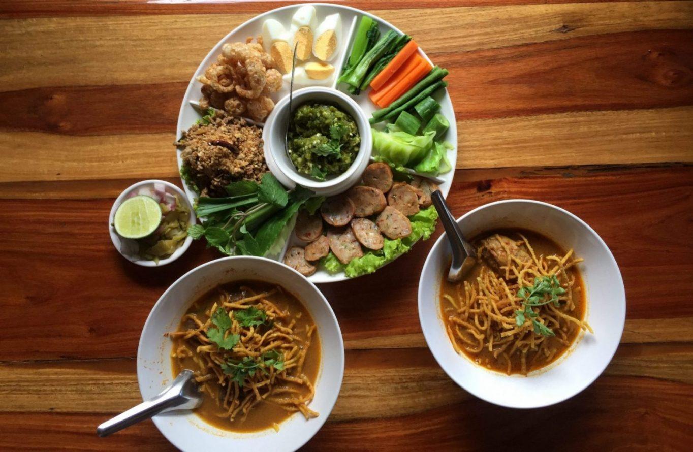 Le Khao Soi, une soupe classique du nord de la Thaïlande