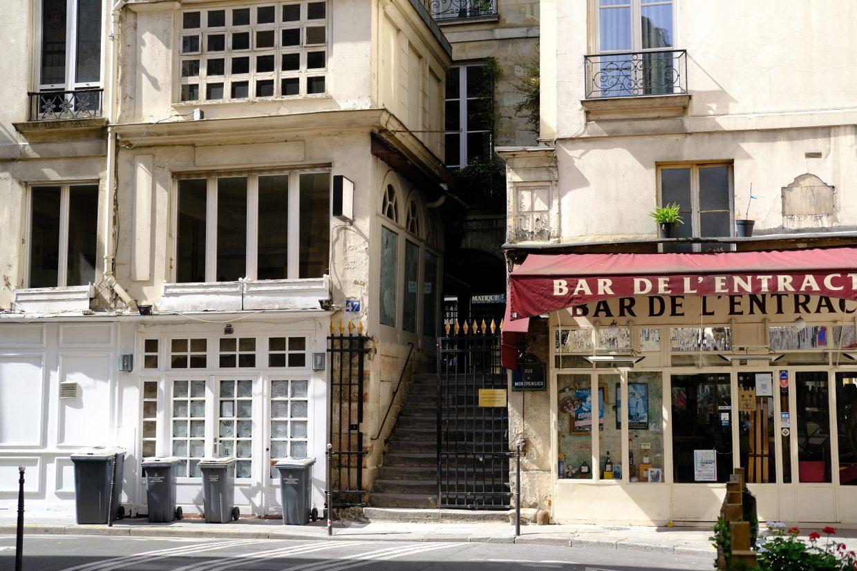 Le petit passage de Beaujolais