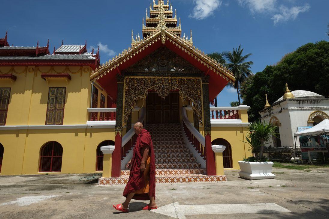 Le temple de Sri Chum à Lampang