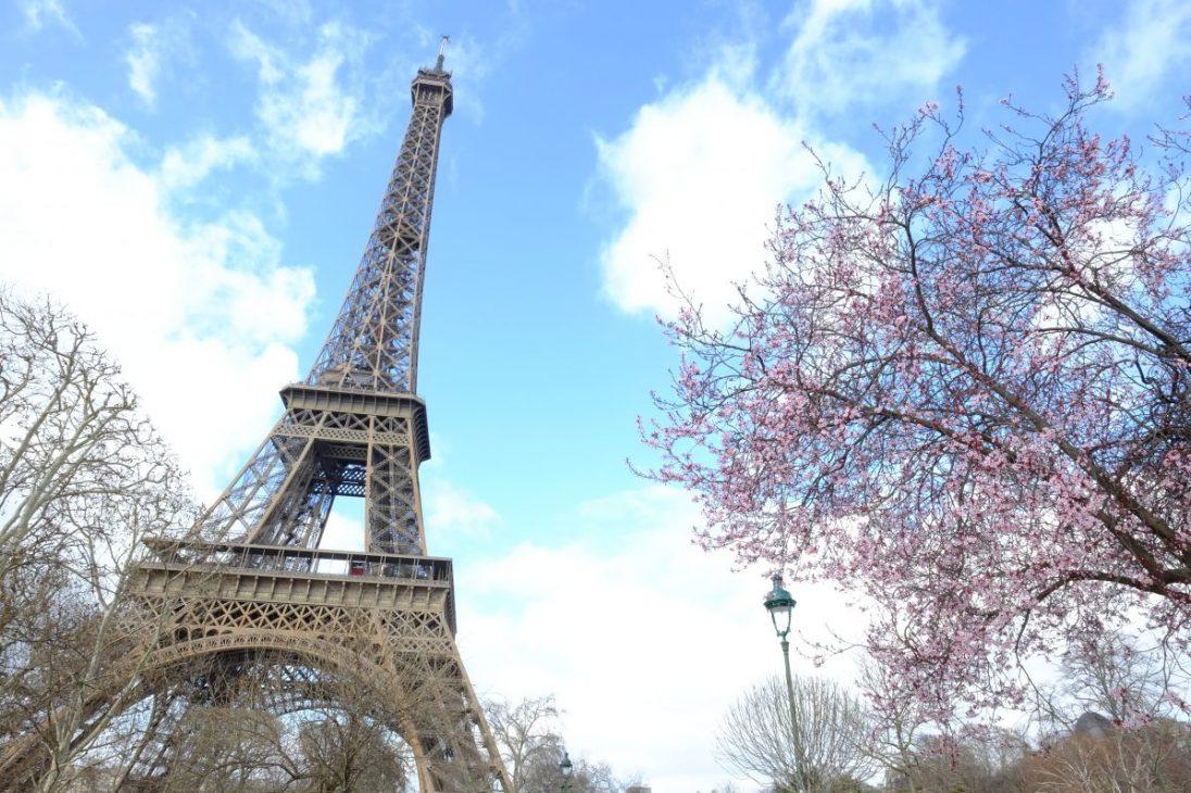 Pour les JO 2024 la couleur de la Tour Eiffel va changer