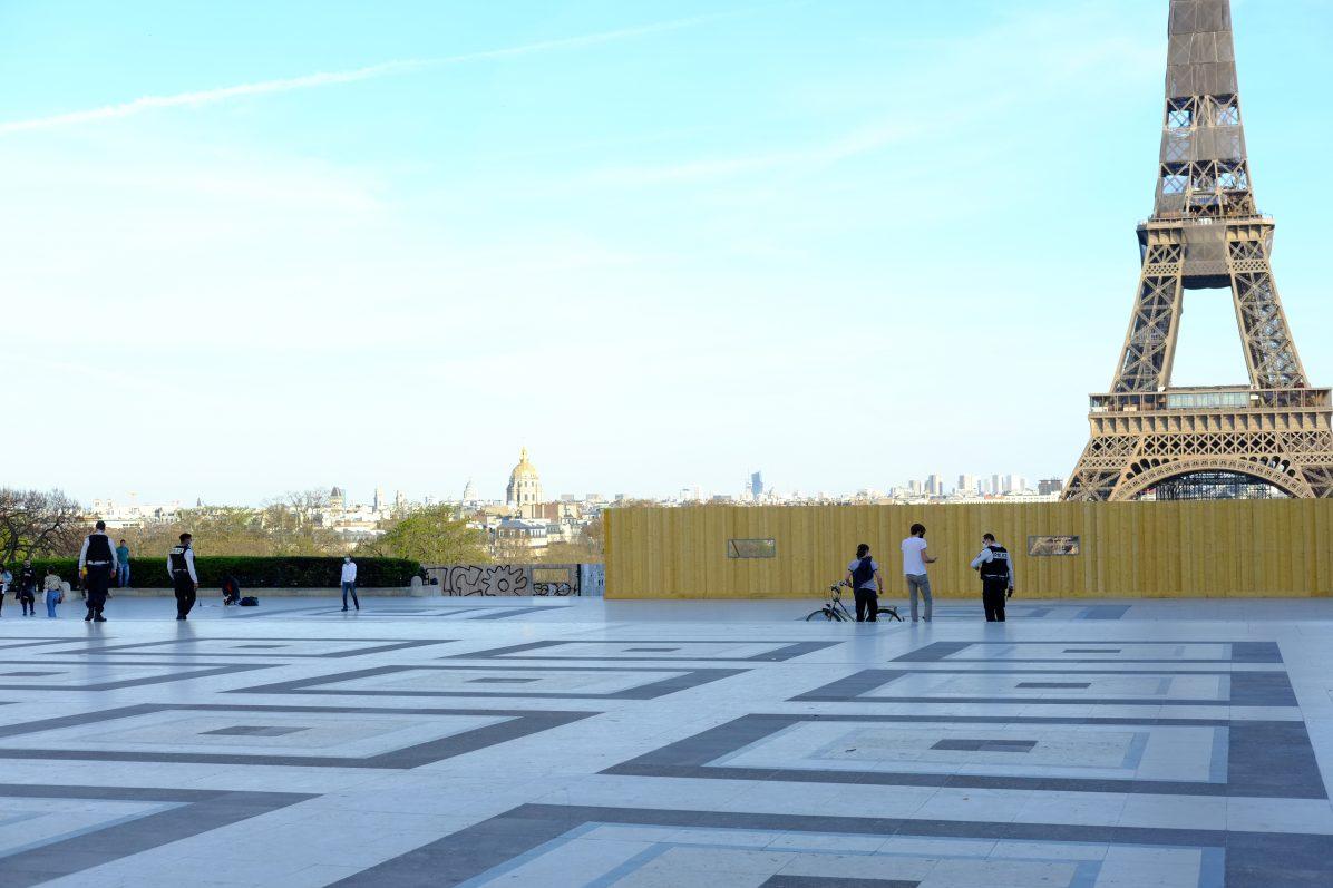 Une vue imprenable sur la Tour Eiffel depuis le Trocadéro