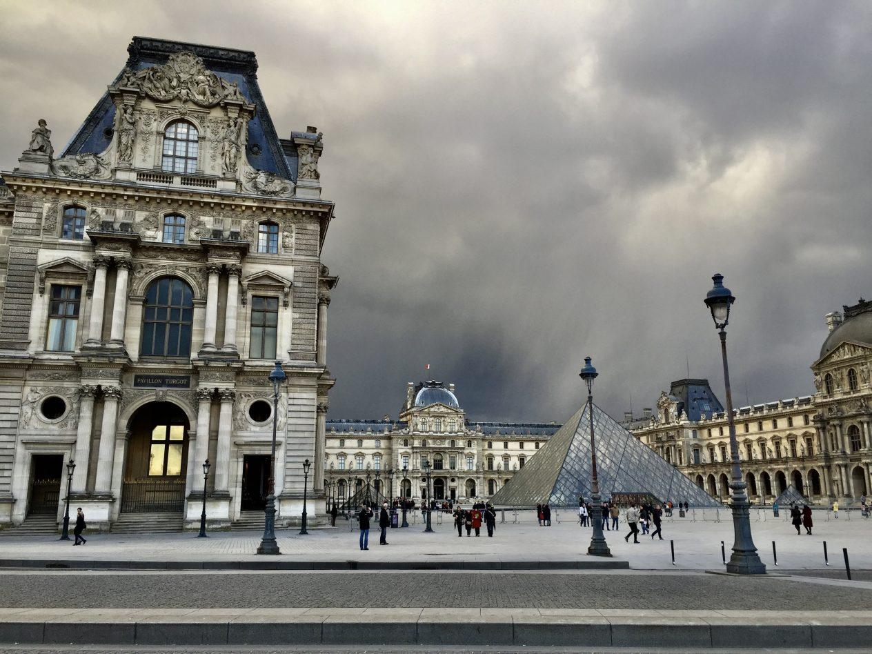Visiter le musée du Louvre, l'une des choses à faire dans le premier arrondissement de Paris