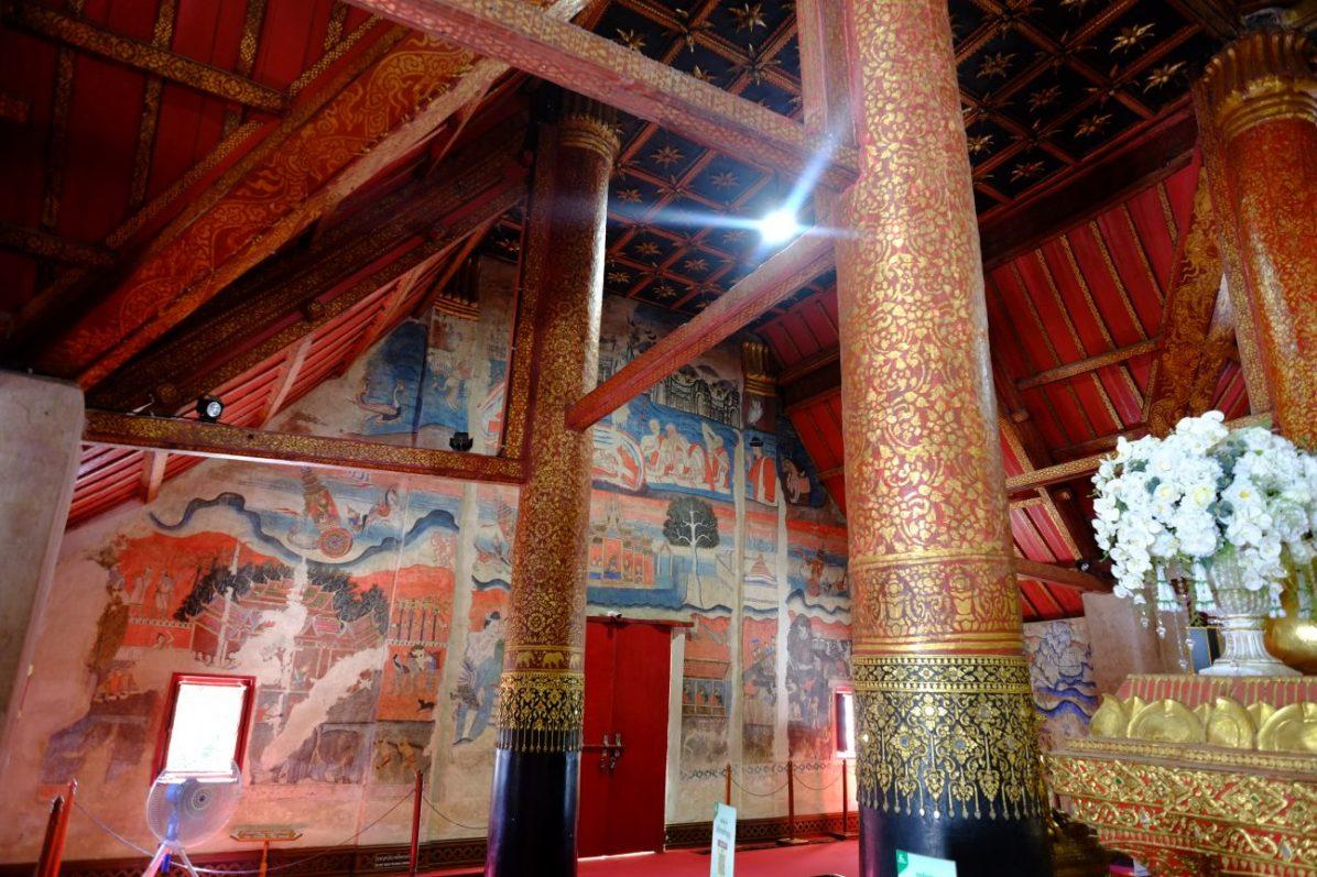 Wat Phumin l'une des choses incontournables à faire à Nan