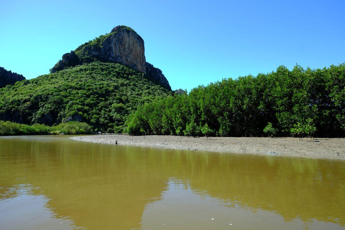 A la découverte des paysages du parc national de Sam Roi Yod non loin de Hua Hin