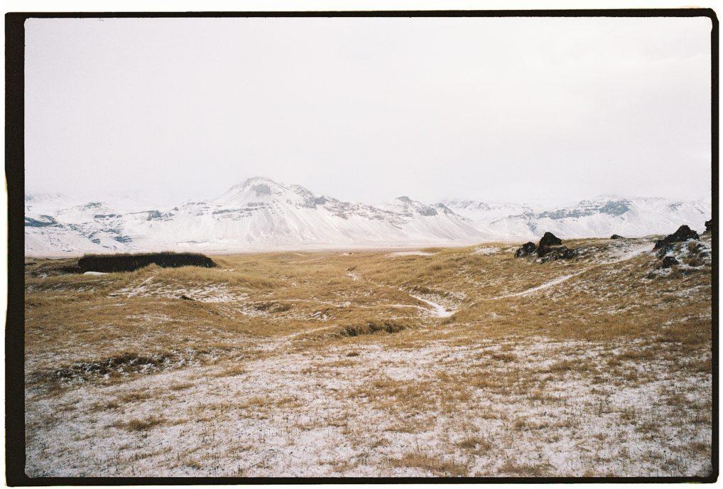 Escale en Islande sur la péninsule de Saefellsnes