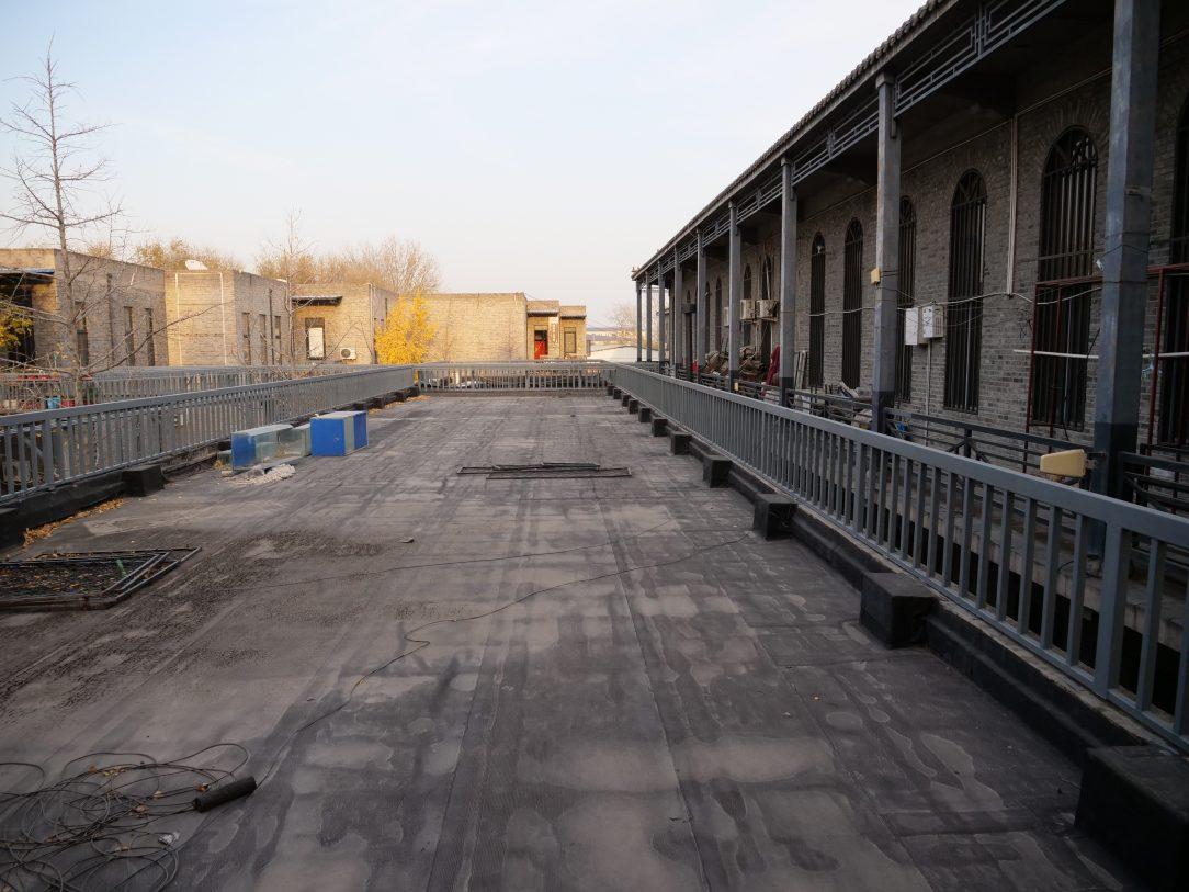 La résidence des artistes et les ateliers à Songzhuang