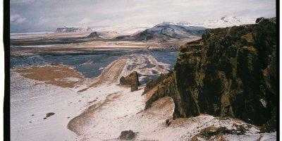 Les paysages du sud de l'Islande